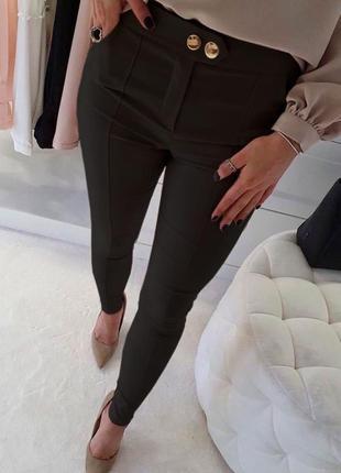 1649.    классические костюмные брюки