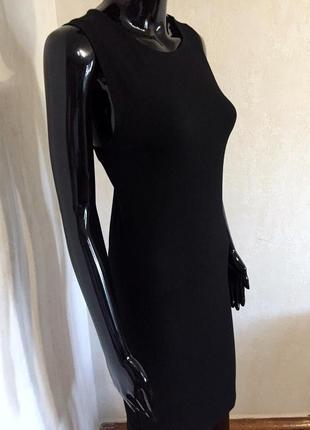Тонкое,базовое,платье,сарафан,в рубчик,классика стиль,от benetton.