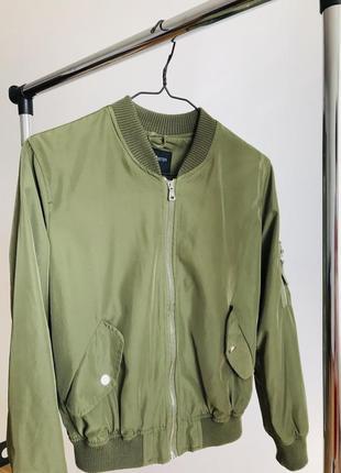 Куртка бомбер xs-s
