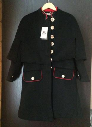 Пальто женское burberry