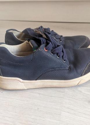 Туфли/мокасины кожа