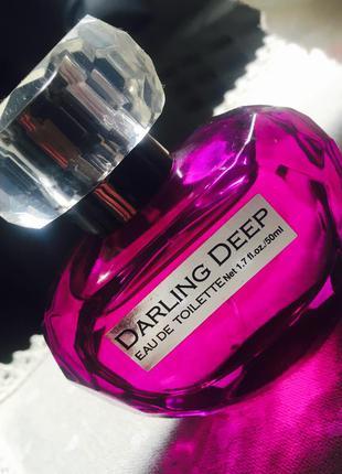 "Духи ""darling deep"" h&m"