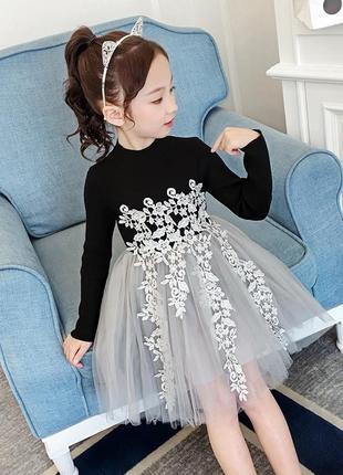 Нарядне платтячко для дівчинки