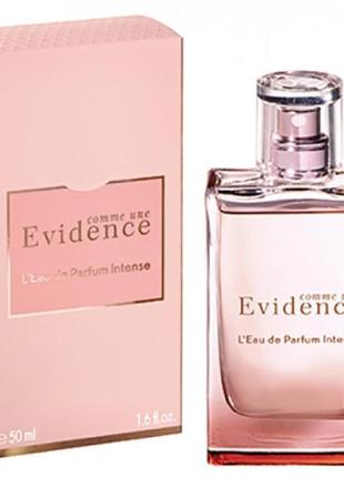 "Comme une evidence "" intense "" yves rocher эвиденс интенс от ив роше 50мл"
