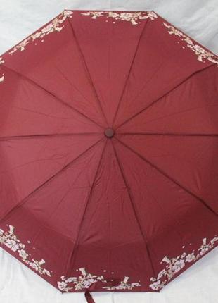 Зонт, полуавтомат, спицы карбоновые, анти-ветер, 113; /опт и розница