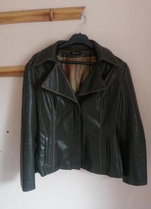 Куртка женская из кожезаменителя apanage