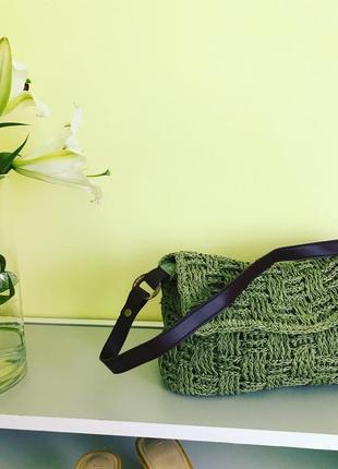 Актуальна сумка багет 🤗