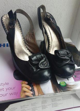 3  туфли, натуральная кожа 39р