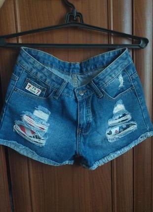 Бомбезные джинсовые шорты 2020🔥❤
