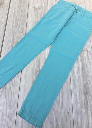 Стильные актуальные h&m штаны брюки джинсы