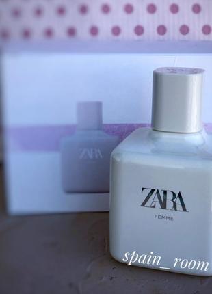 Духи zara femme/парфюм /парфуми/туалетна вода