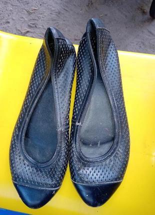 Женские летние туфли