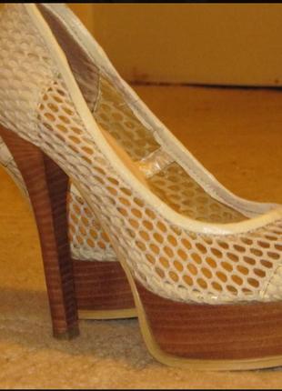 Туфли выпускной