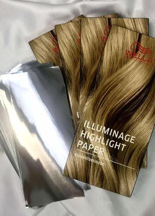 Illuminage highlight paper