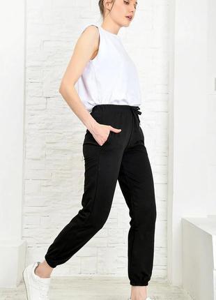 Модные женские спортивные штаны из хлопка