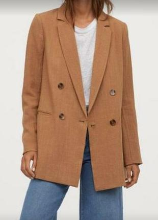 Очень крутой пиджак h&m 32,36