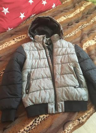 Куртка осенне зимняя
