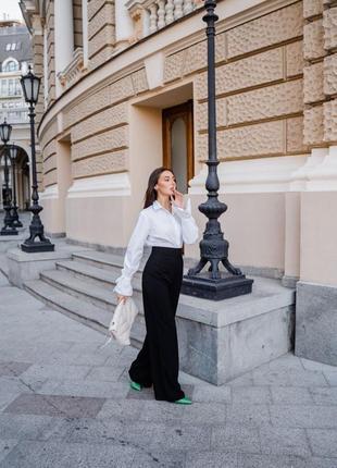 Жіночі штани палаццо
