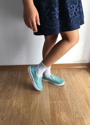 Очень классные  кеды кроссовки мокасины на девочку, 32 размер, 21 см стелька
