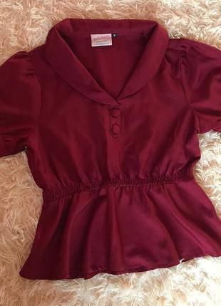 Блуза   жіноча рукава фонарики
