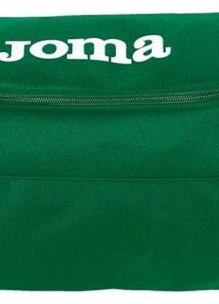 Сумка для обуви joma zapatillero зеленая
