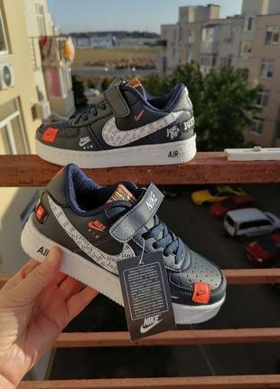 Nike.32-37р.кеды