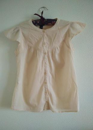 Ніжна актуальна блуза mango