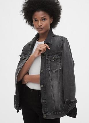 Gap новый стильный брендовый джинсовый пиджак