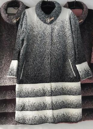 Кардиган пальто размер универсальный.