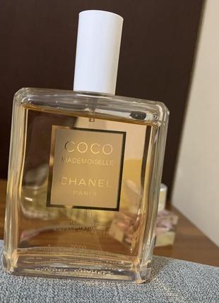 Chanel coco mademoiselle оригинал тестер 100 мл