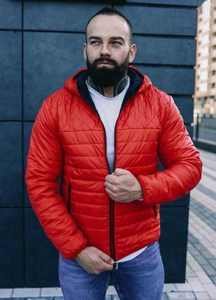 Крутая мужская куртка на осень/весну