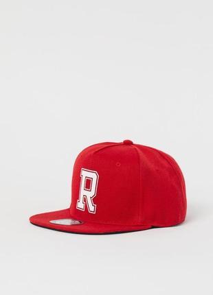 Джинсовая кепка, рэперка, бейсболка