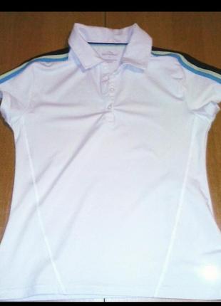 Классная спортивная, фирменная футболка 44-46р.