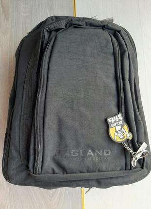 Детский рюкзак  bagland (черный)