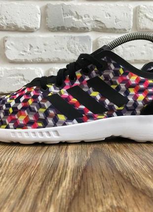 Кроссовки adidas zx flux smooth ,размер 38.5, оригинал