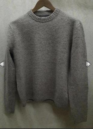 Шерстяной джемпер/свитер от h&m🎊