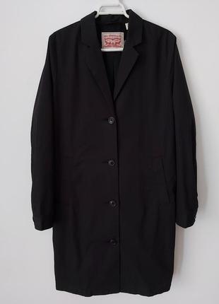 Тренч пальто.натуральна тканина.оригінал levi's