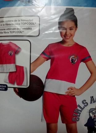Спортивный костюм для девочки looney tunes р.134/140