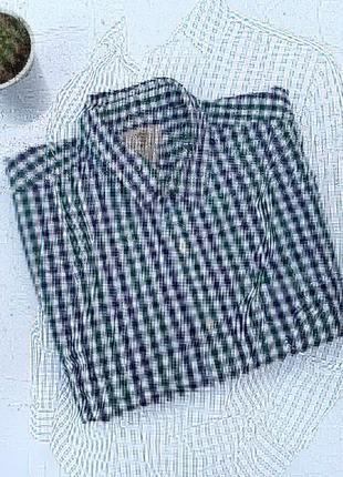 Рубашка timberland в клетку