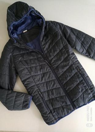 Стеганая куртка от бренда x-site, германия, л рр