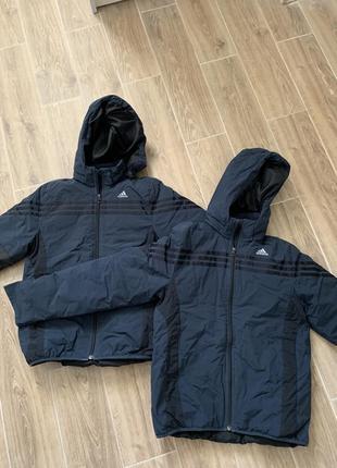 Термо-куртки adidas 10-11років