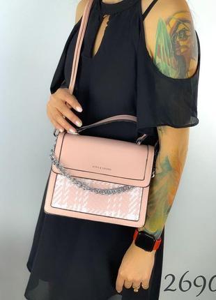 1663.    розовая сумочка 🔥