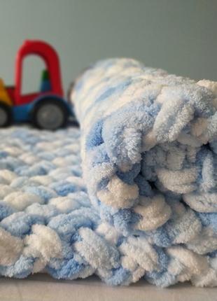 Детский плед дитяче покривало ковдра