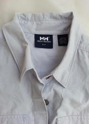 Рубашка с корот.рукавом helly hansen
