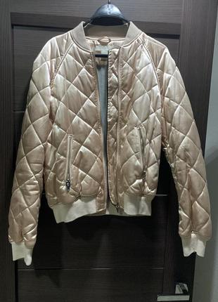Бомбер, куртка
