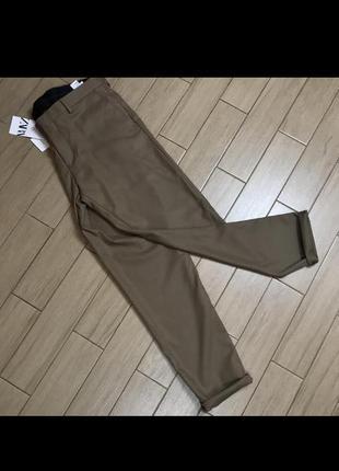 Новая коллекция. мужские брюки zara.