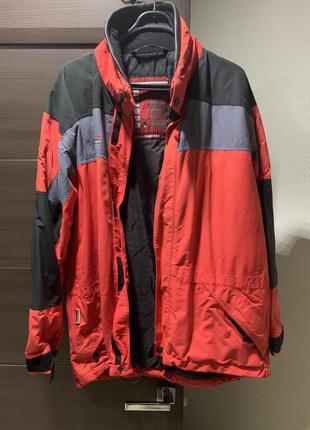 Мембранная куртка, лыжная