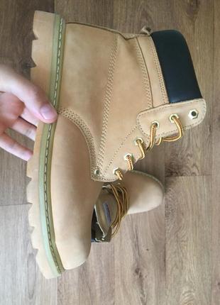 Ботинки wisent