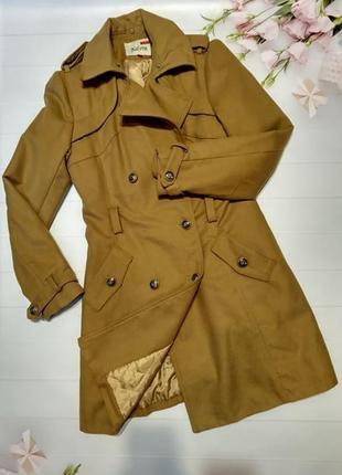Пальто з кишенями карманами від kelyna paris