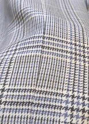 Итальянский шерстяной пиджак оверсайз / жакет / трендовый пиджак6 фото